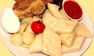 Рецепт приготовления аварских хинкал
