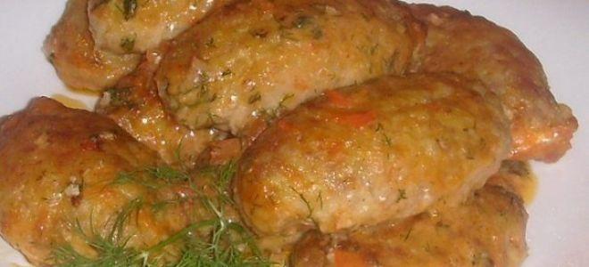 Ленивые голубцы рецепт с фото пошаговый