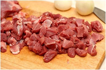 Мясные хинкали на пару рецепт