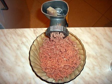 Манты из телятины рецепт