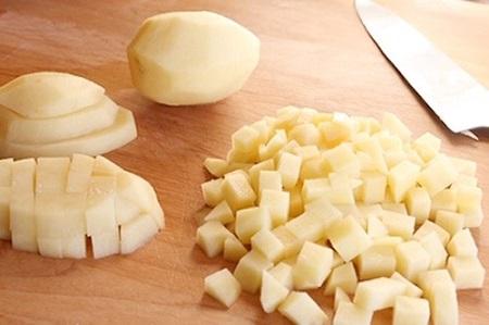 Манты с картофелем и мясом рецепт