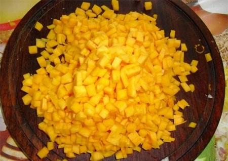 Манты с тыквой рецепт с фото